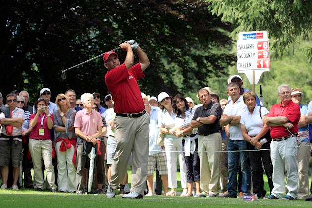 Bad Ragaz PGA Seniors Open - Day Three