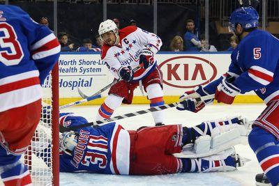 Rangers vs. Capitals Game 2 results: 3 things we learned from New York's 3-2 win