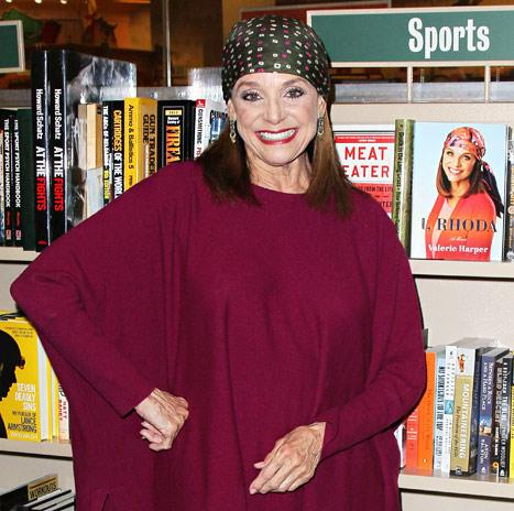 "Valerie Harper on Terminal Cancer Diagnosis: ""I'm Not Dying Until I Do"""