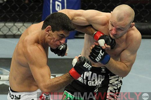 Martin Kampmann Sees GSP Quitting if He's Hurt, but Condit Will Be There Till the End