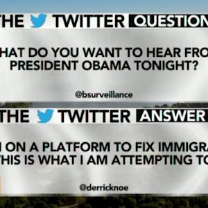 What Do You Want to Hear From Obama Tonight?