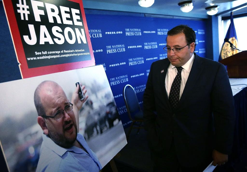 Wash Post slams Iran conviction of reporter, says will appeal