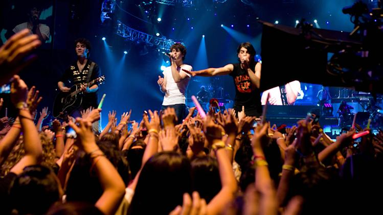 Jonas Brothers: The 3D Concert Experience Production Stills thumbnail