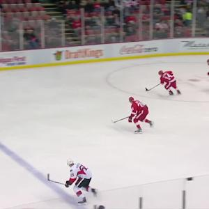 DeKeyser opens the scoring