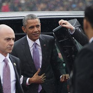 Obama Attends India's Republic Day Parade
