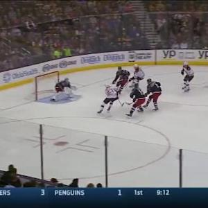 Sergei Bobrovsky Save on Chris Kelly (12:19/1st)