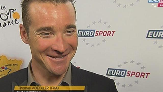 "Voeckler: ""Il Tour 2014 ha un gran percorso"""