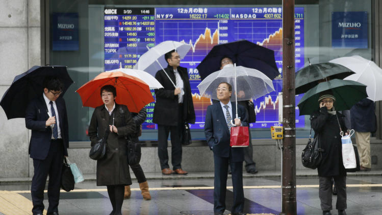 World markets recover on upbeat US economic data
