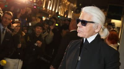 Karl Lagerfeld Prefers Not to Know Where Fendi's Fur Comes From