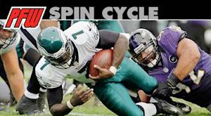 NFC East Spin Cycle: Week Five