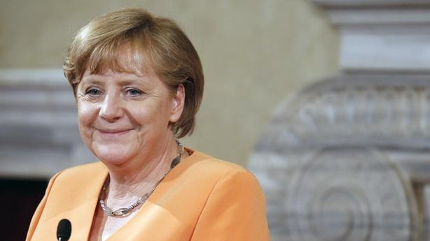 Angela Merkel Will Fight for Germans' Right to Circumcise