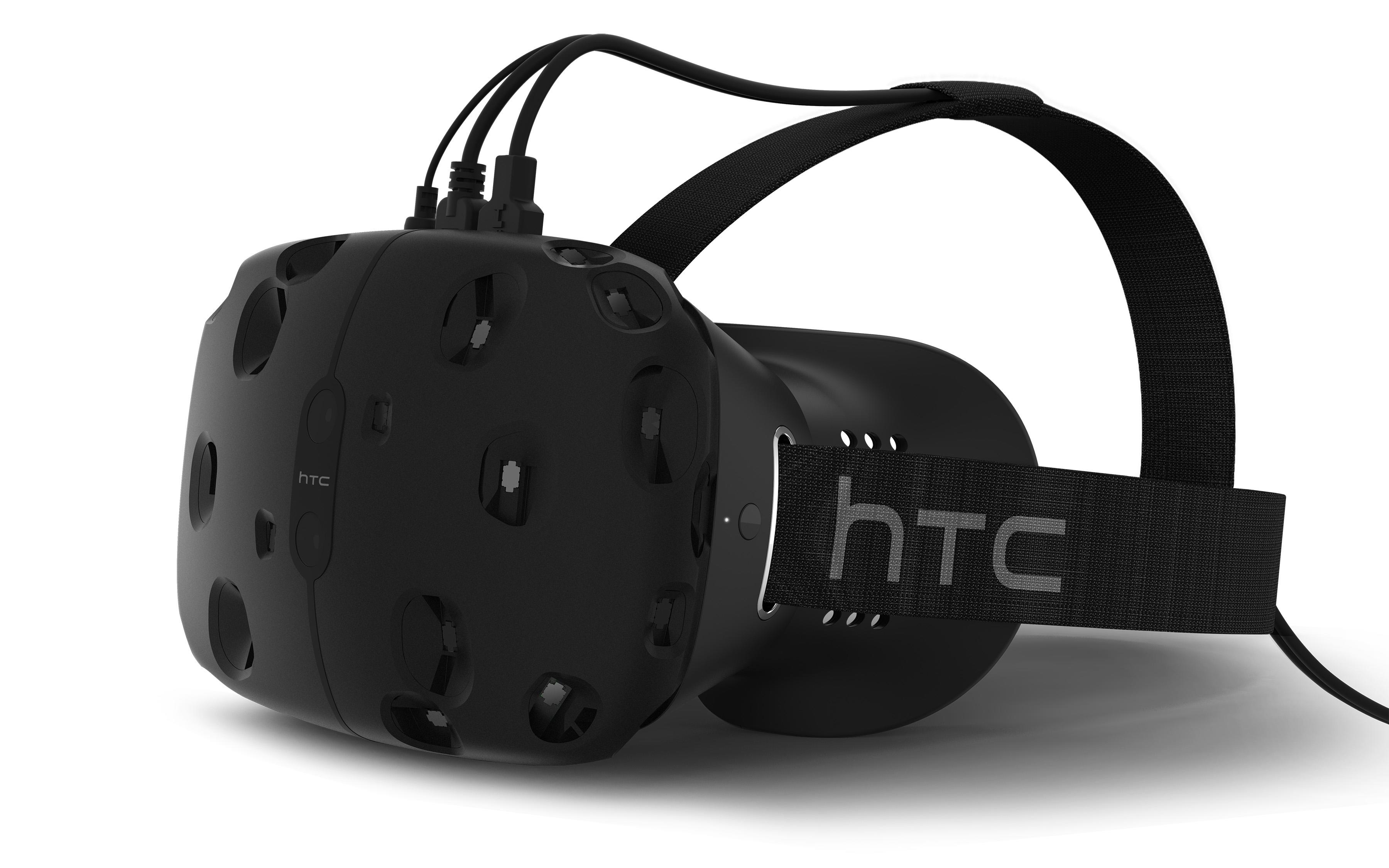 Some Developers Will Get Valve's Vive VR Headset for Free