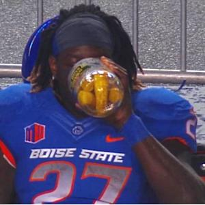 Will Boise State's Jay Ajayi Bring Pickle Juice To NFL?