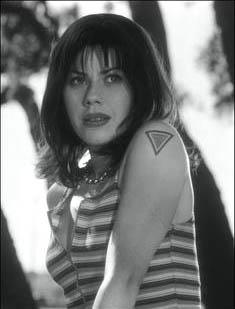 Fairuza Balk as Bobby's girlfriend in Touchstone's The Waterboy