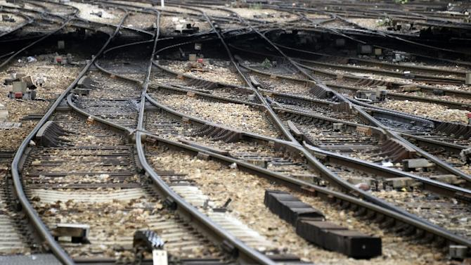Two people were killed and two injured when freight trains collided in the US state of Arkansas early Sunday, officials say