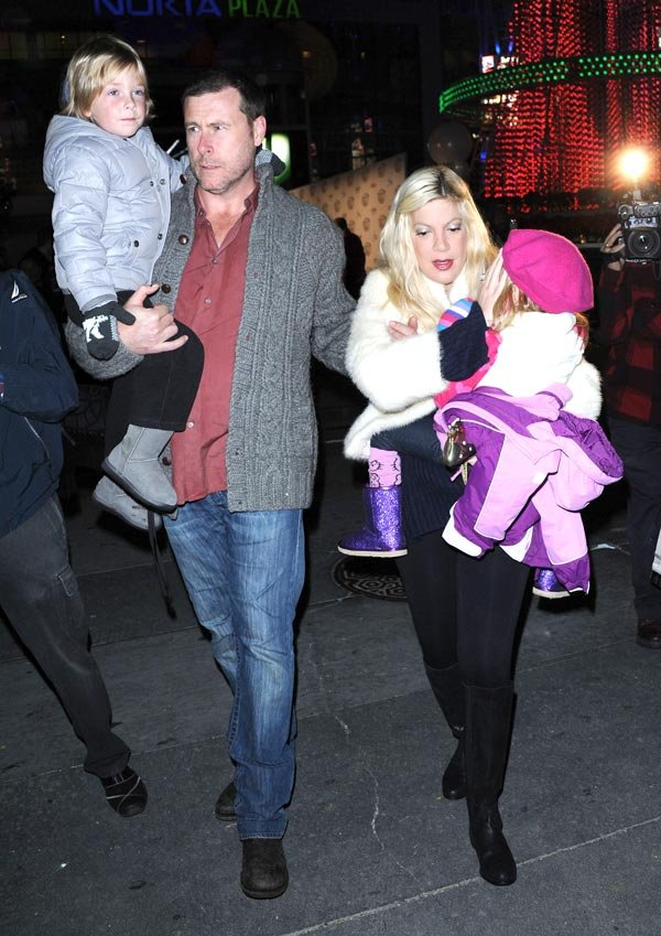 Tori Spelling &amp; Dean McDermott Headed For Divorce &#x2014; New Report