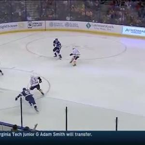Predators at Lightning / Game Highlights
