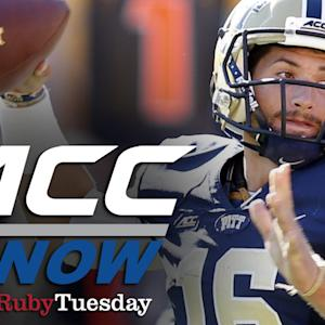 Pitt's Pat Narduzzi: QB Chad Voytik Key to the Panthers' Success | ACC Now