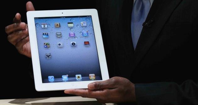 iPad 2 (Getty Images/Justin Sullivan)