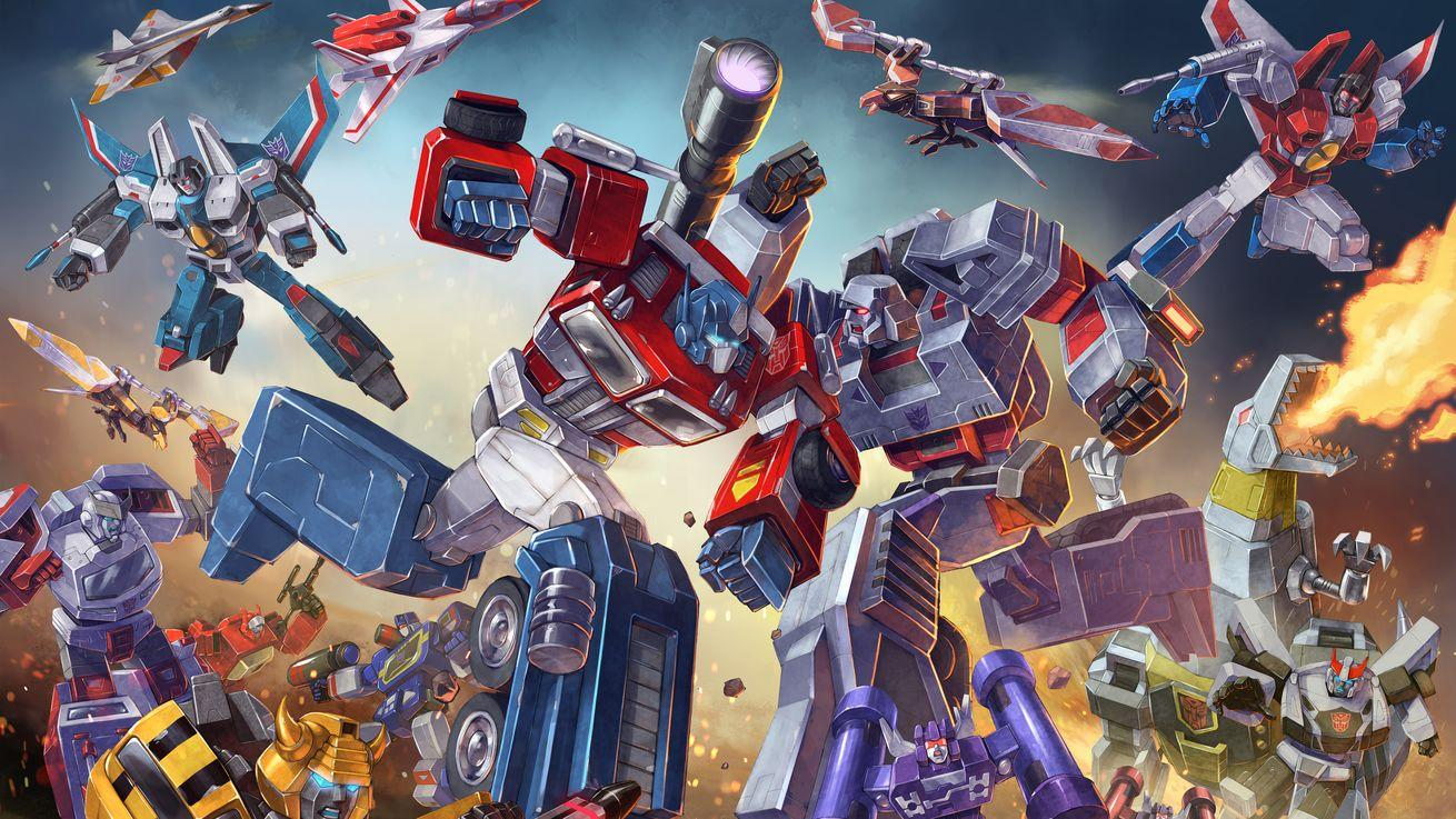 Transformers: Earth Wars brings original voices of Optimus Prime, Megatron to mobile