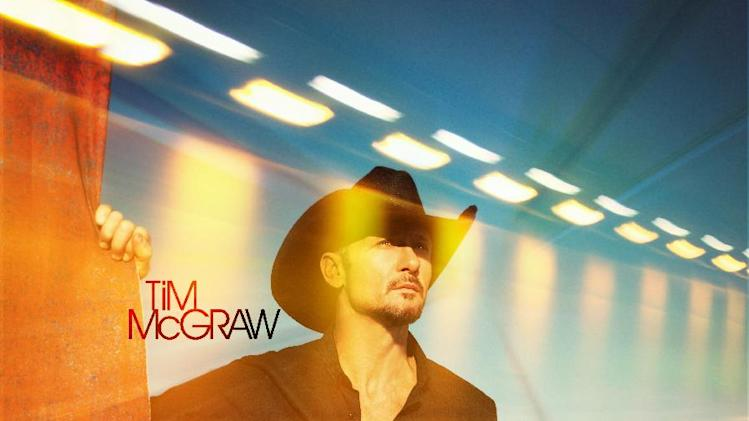 "This CD cover image released by Big Machine Records shows ""Two Lanes of Freedom,"" by Tim McGraw. (AP Photo/Big Machine Records)"