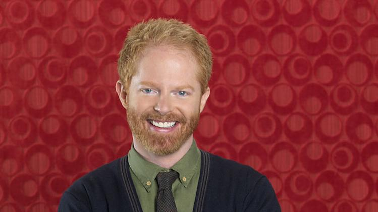 "Jesse Tyler Ferguson stars as Mitchell in ""Modern Family."""