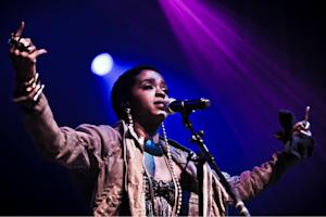 Lauryn Hill Begins Prison Stay for Tax Evasion