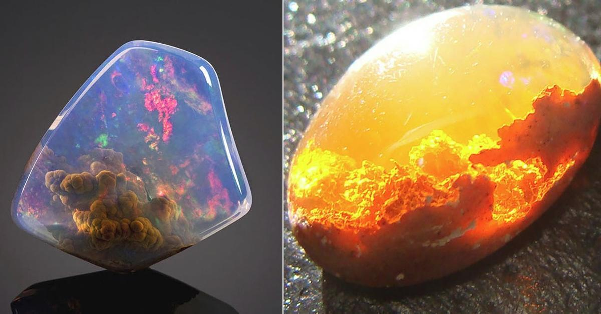 Minerals And Stones More Beautiful Than Diamonds