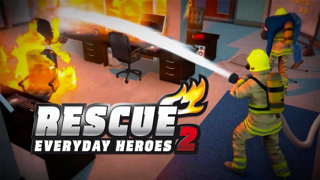 Rescue 2: Everyday Heroes - Teaser Trailer