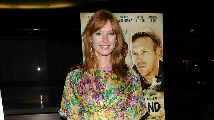 The Dry Land LA Premiere 2010 Alicia Witt
