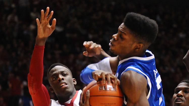 NCAA Basketball: Kentucky at Alabama