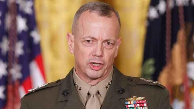 Pentagon investigates top commander in Afghanistan