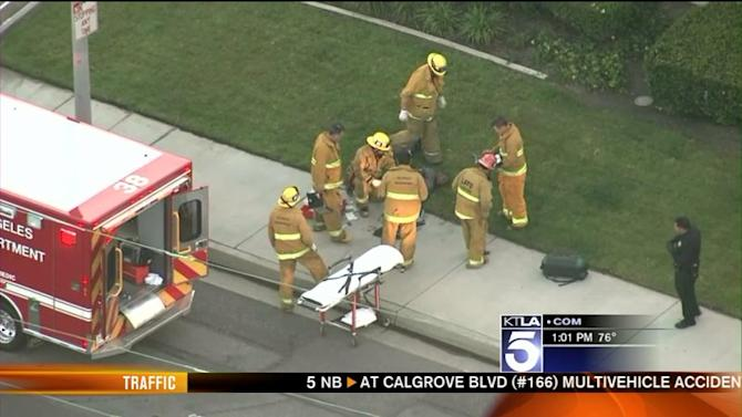 Shooting Leaves 3 Dead, 1 Wounded in Harbor Gateway