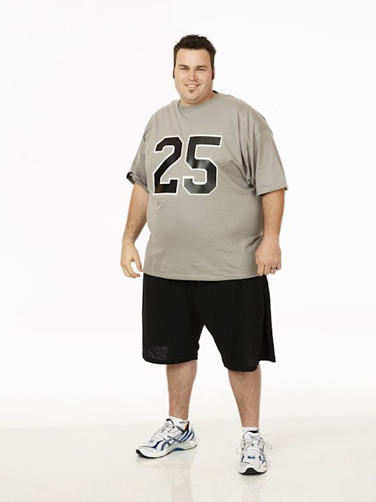 "Patrick Ferrari competes on the twelfth season of ""The Biggest Loser."""