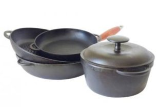 Don't throw away your old pots and pans just yet...