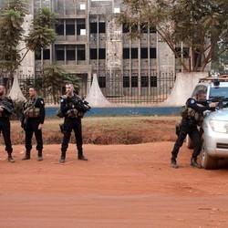 Kidnapped French Aid Worker Freed In Central African Republic