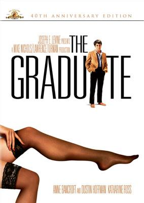 MGM's 40th anniversary DVD release of The Graduate