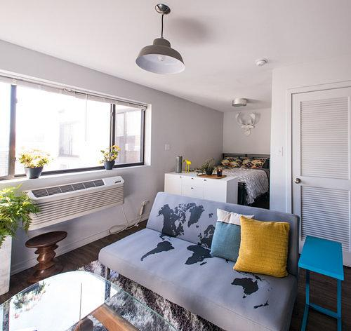 House Calls: How to Live Large in a 500-Square-Foot Studio Apartment
