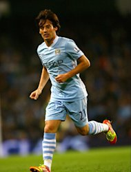 David Silva knows the task that awaits Manchester City in Madrid