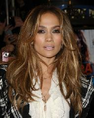 Jennifer Lopez is all glam in LA on March 13, 2011 -- Getty Images