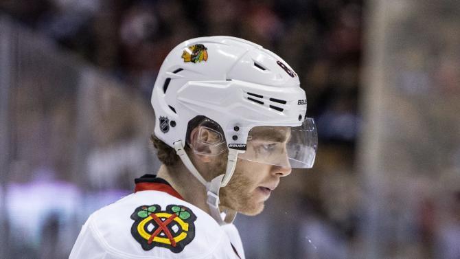 6 NHL players to wear new lighter gear