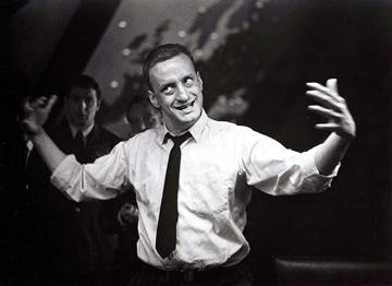 George C. Scott in Dr. Strangelove