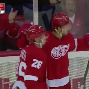 Brendan Smith Goal on Chad Johnson (19:13/2nd)