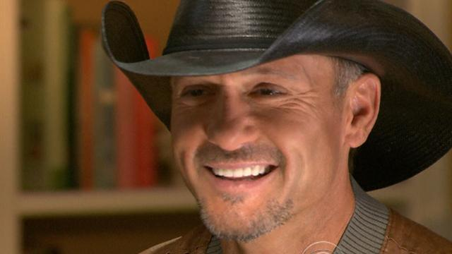 "Tim McGraw talks ""Two Lanes of Freedom,"" Faith Hill"