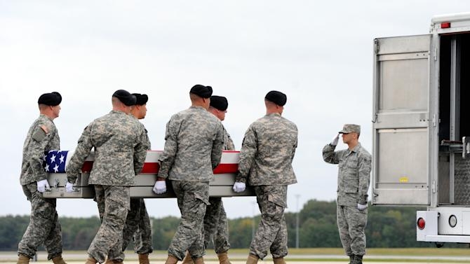 Charity to pay military death benefits