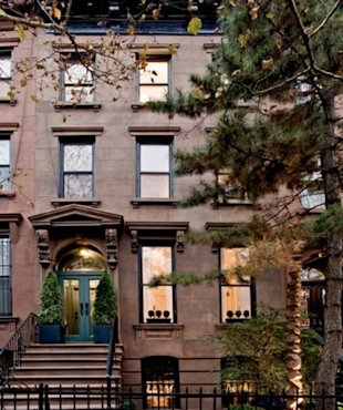 A 5th Street Brooklyn Townhouse