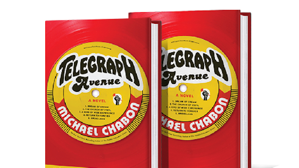 An Early Peek at Michael Chabon's New Novel, 'Telegraph Avenue'