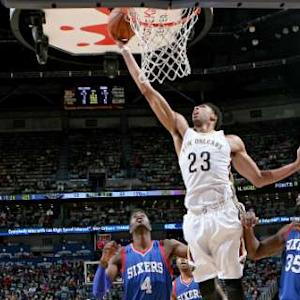 Play of the Day - Anthony Davis