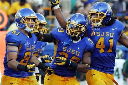 San Jose State defeats Colorado State 40-20