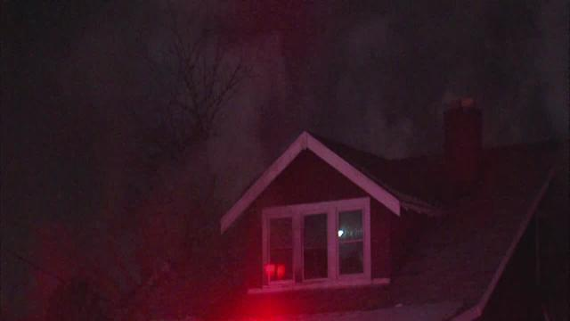 6am: 2 dogs killed in fire